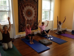 Gentle Yoga for Cancer (Olney) @ Medstar Montgomery Medical Center | Olney | Maryland | United States